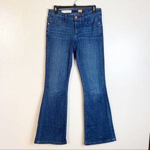Pilcro and the Letterpress Jeans Stet Size 27